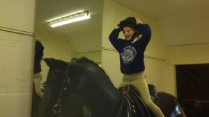 Coaching for rider confidence and performance by Amelia Wilbourn